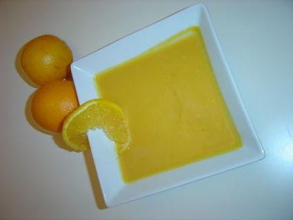 Recette de soupe de carottes à l'orange