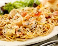 Recette spaghetti
