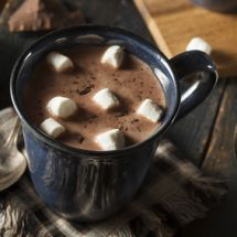 Chocolat chaud nutella
