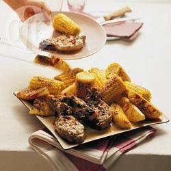 Recette côtes de porc grillées à la mode cajun – toutes les recettes ...