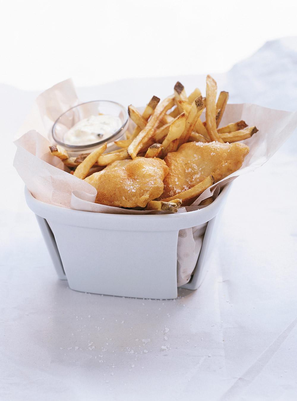 Fish and chips | ricardo