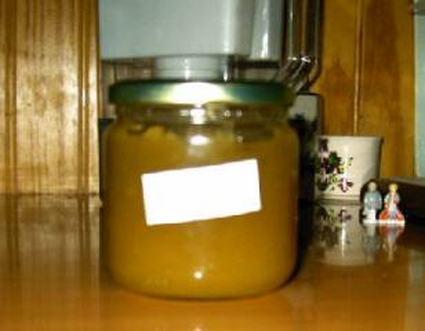 Recette de confiture de courgettes et citron