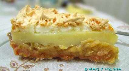 Recette de tarte aux bananes