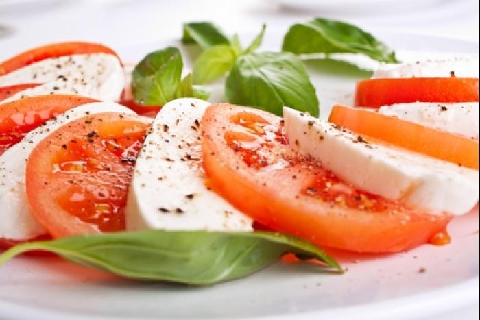 Recette de tomate mozzarella facile et rapide