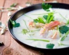 Recette crevettes thaï