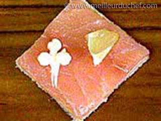 Canapés au saumon fumé  notre recette avec photos ...