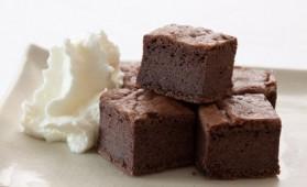 Gâteau au chocolat express pour 6 personnes