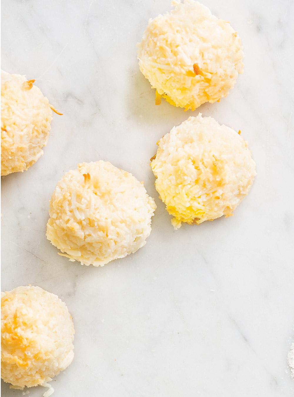 Biscuits à la noix de coco | ricardo