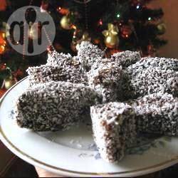 Recette carrés au chocolat et noix de coco – toutes les recettes ...