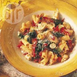 Recette pâtes aux fèves et artichauts – toutes les recettes allrecipes