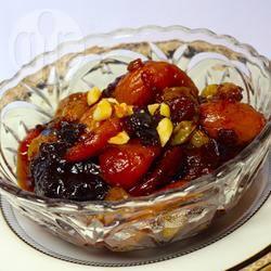 Recette fantastique salade de fruits secs – toutes les recettes ...