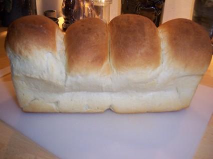 Recette de pain de mie inratable