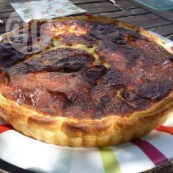 Recette quiche aux tomates séchées et à la mozarella – toutes les ...