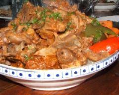 Recette couscous tunisien