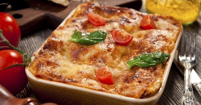 Recette de lasagnes à la bolognaise minceur