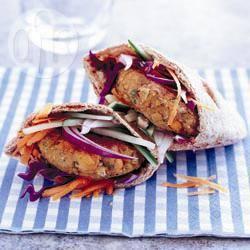 Recette pitas aux falafels – toutes les recettes allrecipes