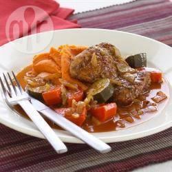 Recette poulet marocain au ras el hanout – toutes les recettes ...
