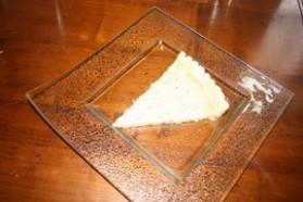 Tarte fine à la noix de coco pour 8 personnes