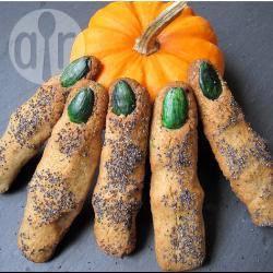 Recette doigts de la sorcière – toutes les recettes allrecipes