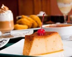 Recette pudding au caramel