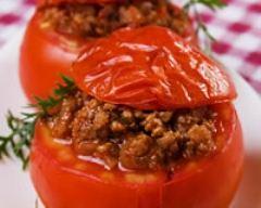 Recette tomates farcies au basilic