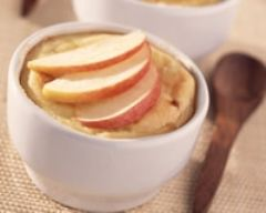 Recette flans de pommes au rhum