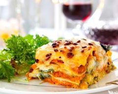 Recette lasagnes végétariennes
