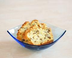 Recette cake aux olives et au parmesan