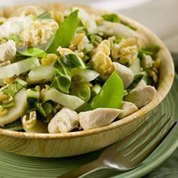Recette salade de nouilles asiatiques au poulet – toutes les ...