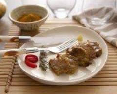 Recette filet mignon au curry