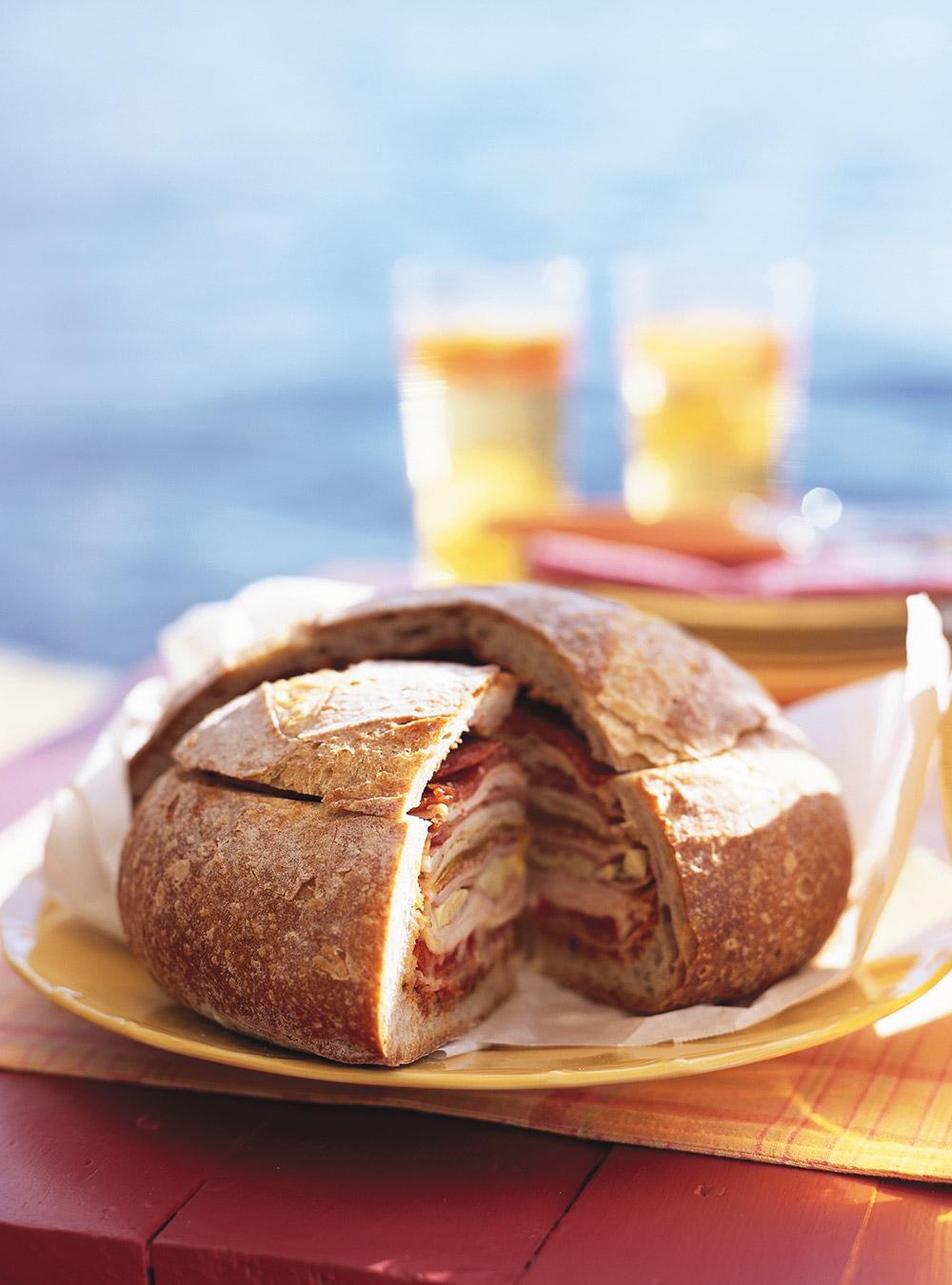 Sandwich gargantuesque | ricardo