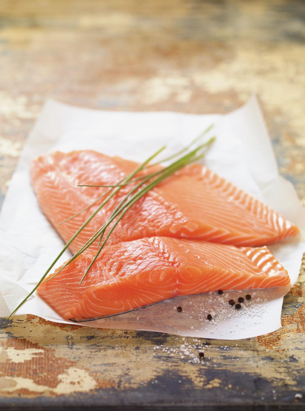 Saumon au balsamique et aux lentilles | ricardo
