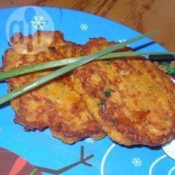 Recette galettes de carottes et pommes de terre – toutes les ...