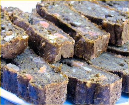 Recette de cake aux épinards, chèvre et raisins secs