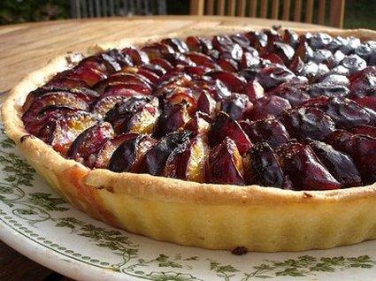 Recette de tarte aux quetsches alsacienne