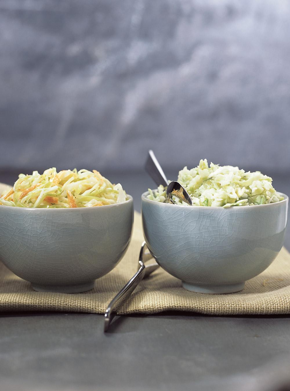Salade de chou traditionnelle | ricardo