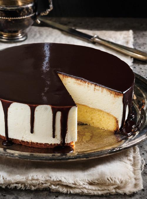 Gâteau russe à la guimauve | ricardo