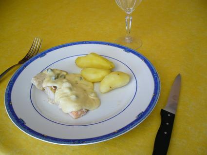 Recette de trio de poissons, sauce aux câpres