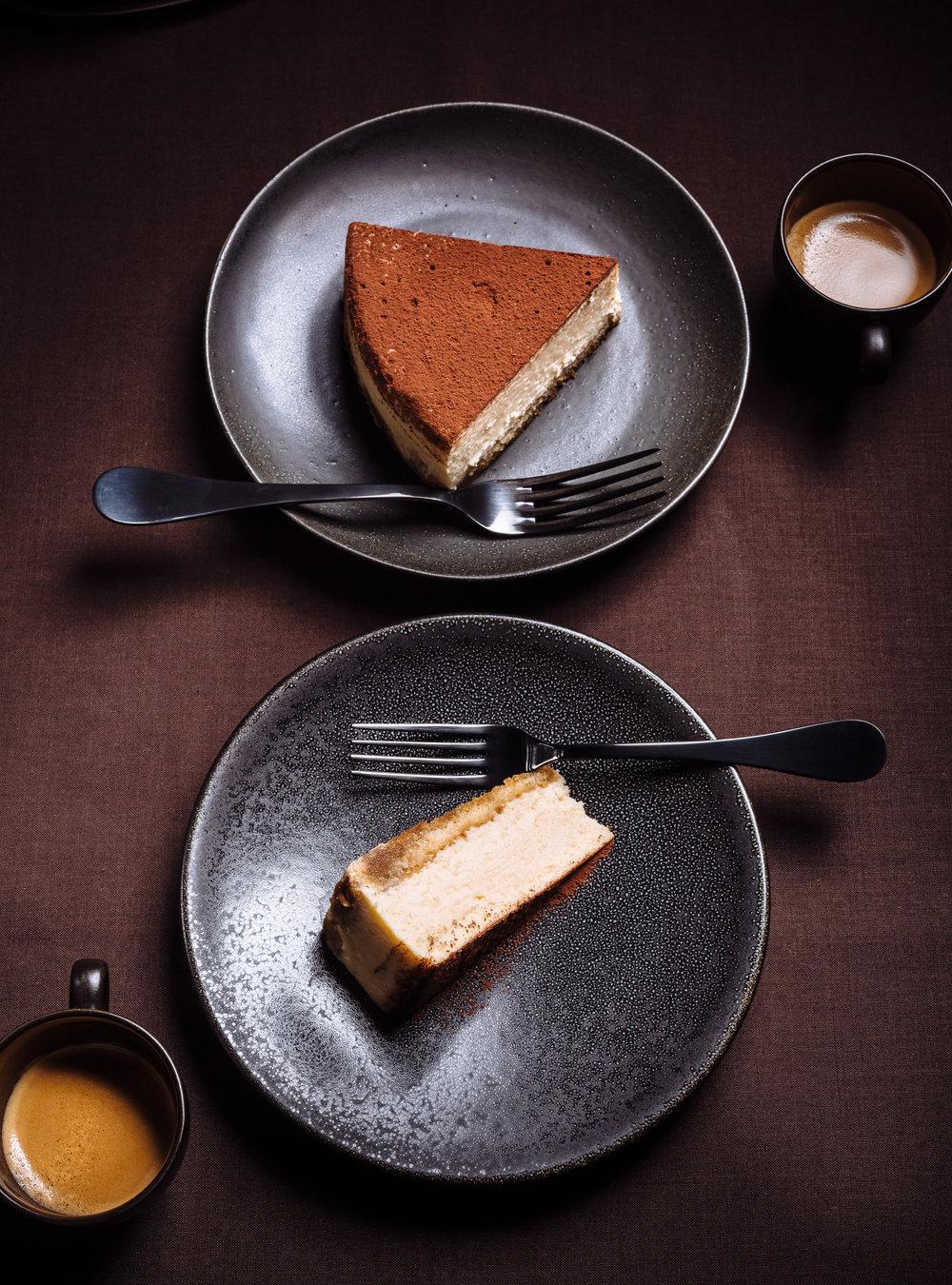 Gâteau au fromage tiramisu | ricardo