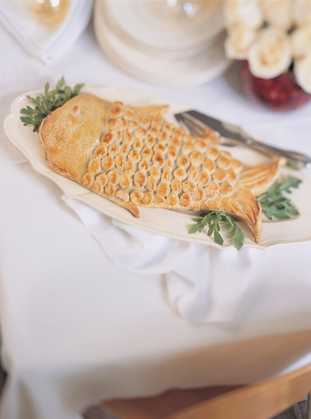 Saumon en croûte | ricardo