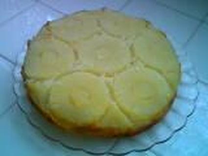 Recette de gâteau à l'ananas de grand-mère