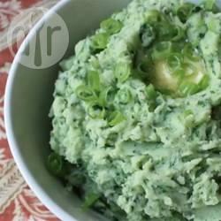 Recette colcannon irlandais de pommes de terre – toutes les ...