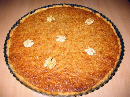 Recette de tarte aux noix inratable