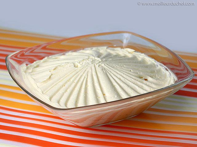 Crème au beurre  recette de cuisine avec photos  meilleurduchef ...
