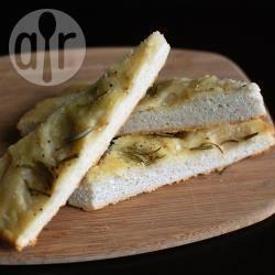 Recette focaccia rapide au romarin – toutes les recettes allrecipes