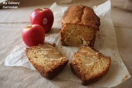Recette gâteau aux pommes et au miel (gâteau)
