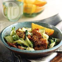 Recette porc sauté au chou chinois – toutes les recettes allrecipes