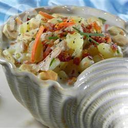Recette soupe de palourdes délicieuse – toutes les recettes ...