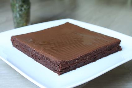 Recette de fondant au chocolat et mascarpone de cyril lignac