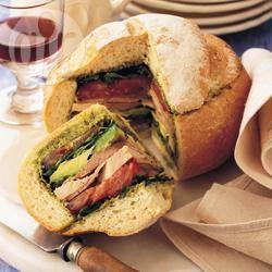 Recette pain garni à la provençale – toutes les recettes allrecipes